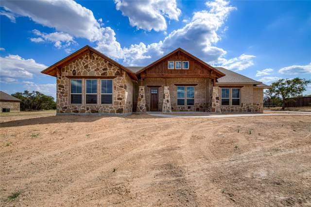 3781 J E Woody Road, Springtown, TX 76082 (MLS #14122037) :: The Kimberly Davis Group