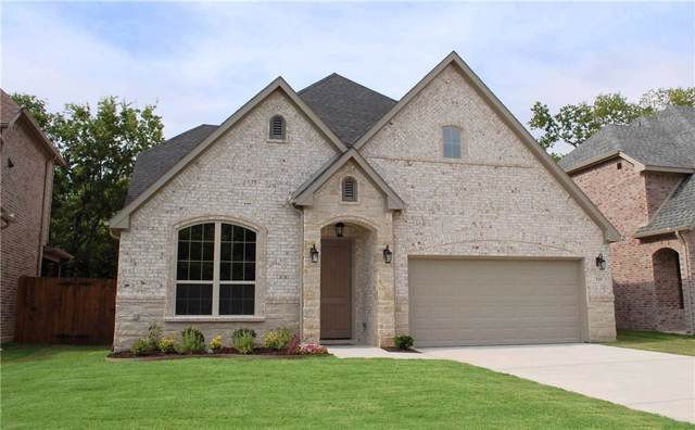125 Birch Lane, Roanoke, TX 76262 (MLS #14122380) :: Hargrove Realty Group