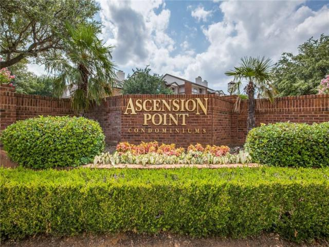 1654 Ascension Bluff Drive #335, Arlington, TX 76006 (MLS #14122441) :: Lynn Wilson with Keller Williams DFW/Southlake