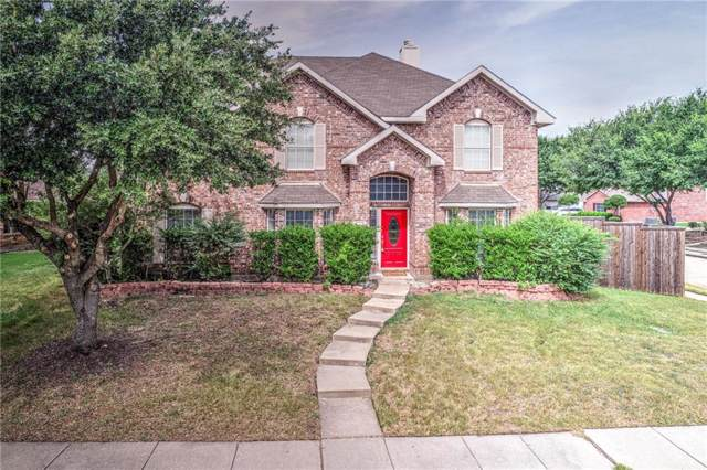 1413 Springmeadow Drive, Allen, TX 75002 (MLS #14122497) :: The Good Home Team