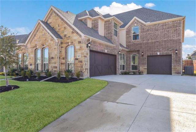 4129 Las Colina Dr, Fort Worth, TX 76179 (MLS #14122575) :: RE/MAX Town & Country