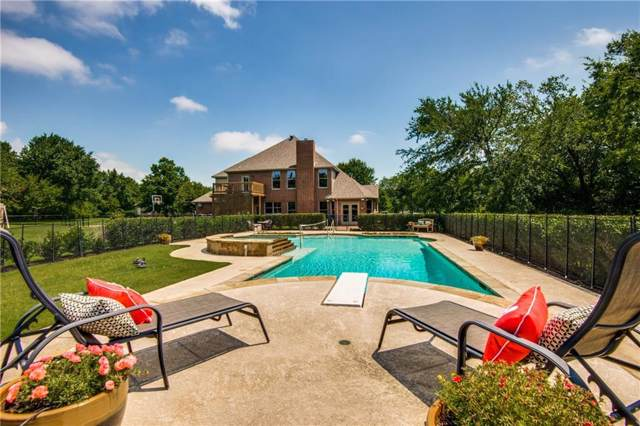 230 Twin Lakes Court, Double Oak, TX 75077 (MLS #14122632) :: Baldree Home Team