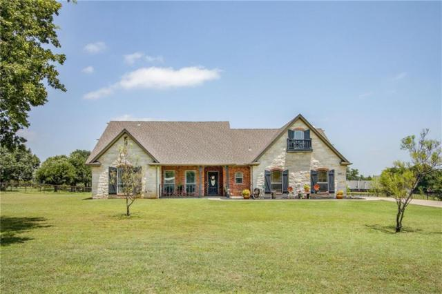 1105 Highland Road, Springtown, TX 76082 (MLS #14122665) :: The Heyl Group at Keller Williams