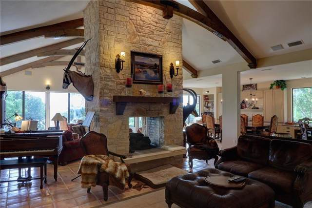 1253 Briar Court, Whitney, TX 76692 (MLS #14122814) :: RE/MAX Town & Country