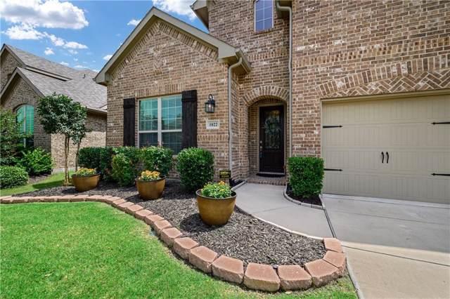 1022 Wedgewood Drive, Forney, TX 75126 (MLS #14122988) :: Lynn Wilson with Keller Williams DFW/Southlake