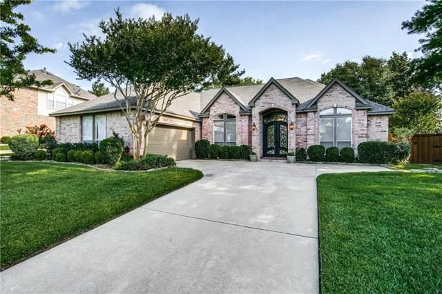 4704 Ivyleaf Lane, Mckinney, TX 75072 (MLS #14123169) :: The Real Estate Station