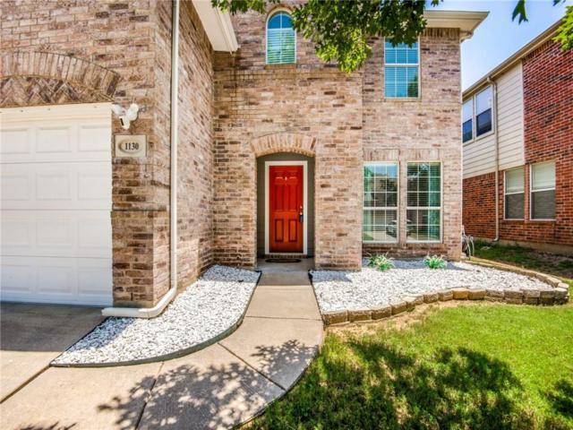 1130 Partridge Drive, Aubrey, TX 76227 (MLS #14123230) :: Real Estate By Design