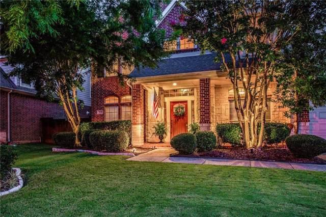 925 Water Oak Drive, Grapevine, TX 76051 (MLS #14123275) :: Kimberly Davis & Associates