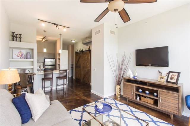 201 W Lancaster Avenue #315, Fort Worth, TX 76102 (MLS #14123453) :: RE/MAX Town & Country