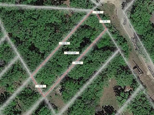 Lot 849 San Jacinto Drive, Log Cabin, TX 75148 (MLS #14123505) :: Trinity Premier Properties