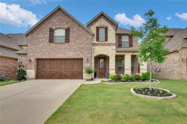 8313 Sandhill Crane Drive, Fort Worth, TX 76118 (MLS #14123522) :: RE/MAX Town & Country