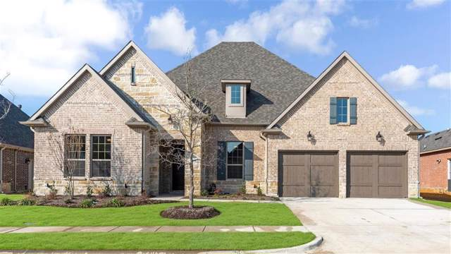 7616 Windsor, The Colony, TX 75056 (MLS #14123524) :: Ann Carr Real Estate