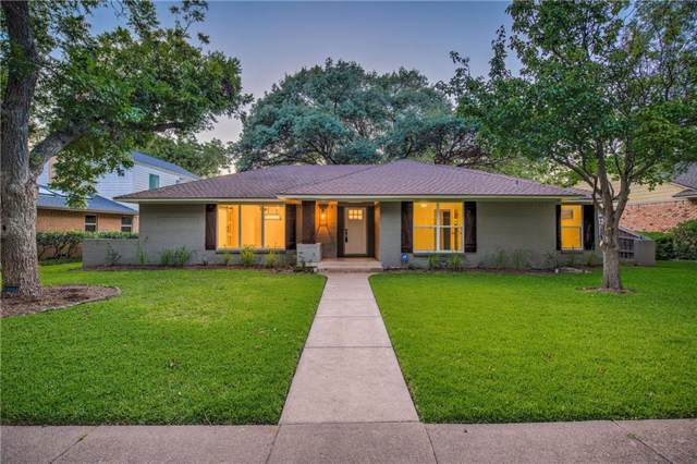 10433 Coleridge Street, Dallas, TX 75218 (MLS #14123608) :: Robbins Real Estate Group