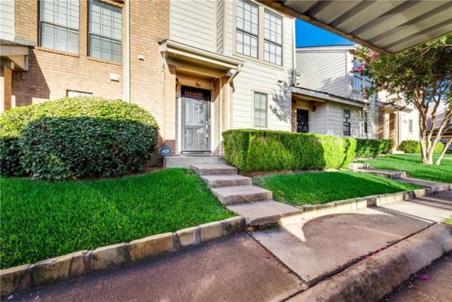 3635 Garden Brook Drive #14300, Farmers Branch, TX 75234 (MLS #14123848) :: Team Hodnett