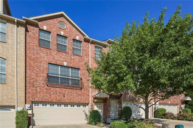2528 Chambers Drive, Lewisville, TX 75067 (MLS #14123960) :: The Hornburg Real Estate Group
