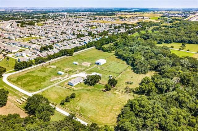 2191 Dr Sanders Road, Cross Roads, TX 76227 (MLS #14124063) :: Real Estate By Design