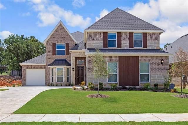 7812 Alders Gate, Denton, TX 76208 (MLS #14124519) :: Real Estate By Design