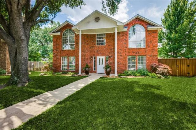 101 Tanbark Circle, Coppell, TX 75019 (MLS #14124614) :: RE/MAX Town & Country