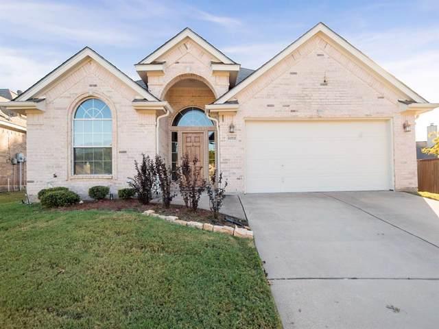 5212 Estrella Lane, Benbrook, TX 76126 (MLS #14124646) :: Potts Realty Group