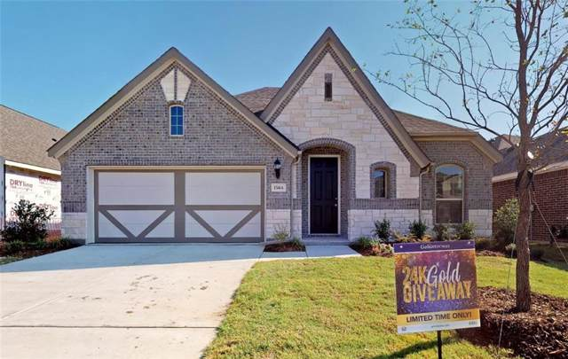 1564 Kessler Drive, Forney, TX 75126 (MLS #14124670) :: RE/MAX Town & Country