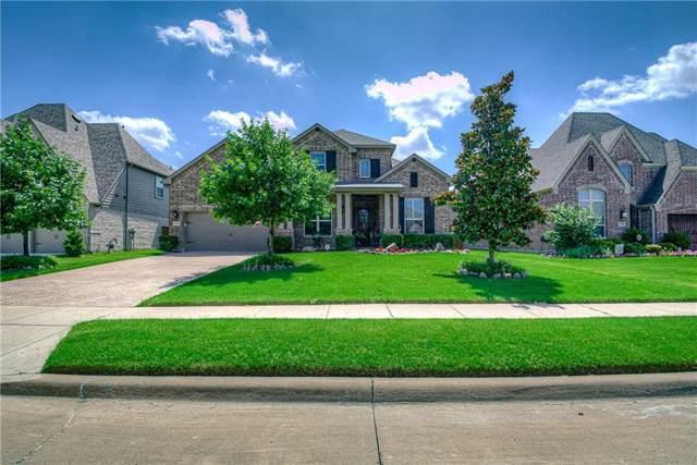 1510 Silent Brook Drive, Prosper, TX 75078 (MLS #14124751) :: Frankie Arthur Real Estate