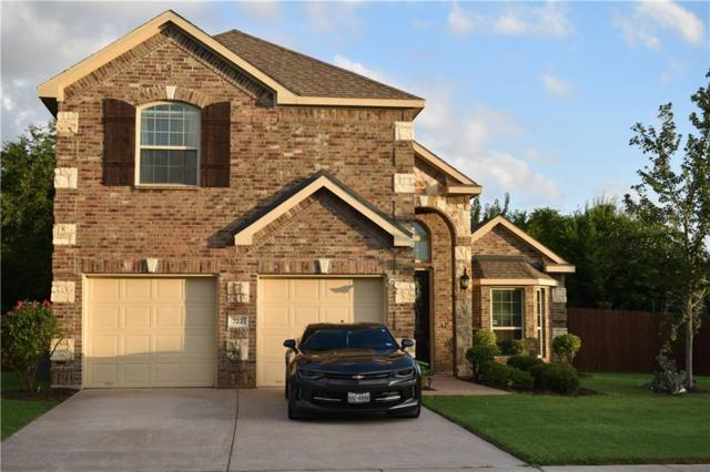 722 Cross Creek Drive, Cedar Hill, TX 75104 (MLS #14124863) :: Lynn Wilson with Keller Williams DFW/Southlake