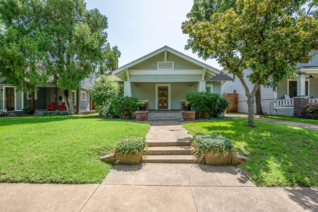 310 N Montclair Avenue, Dallas, TX 75208 (MLS #14125032) :: RE/MAX Town & Country