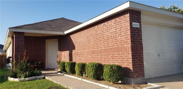 4012 Shawnee Trail, Heartland, TX 75126 (MLS #14125494) :: Lynn Wilson with Keller Williams DFW/Southlake