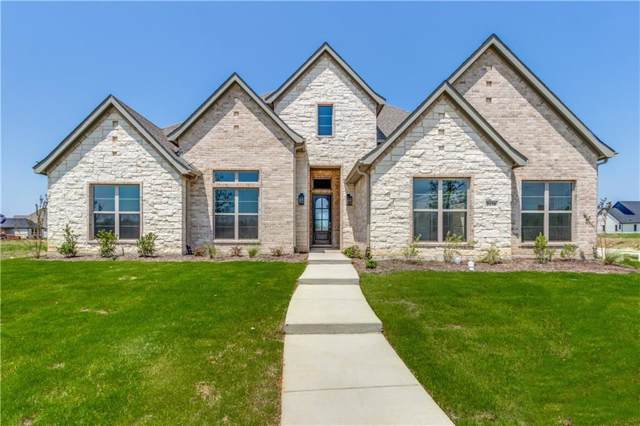 2130 Glenbrook Street, Haslet, TX 76052 (MLS #14125594) :: RE/MAX Town & Country