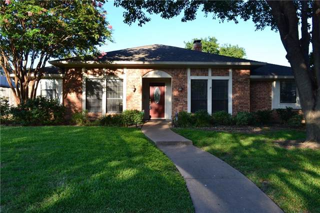 5016 Hatherly Drive, Plano, TX 75023 (MLS #14125727) :: Real Estate By Design