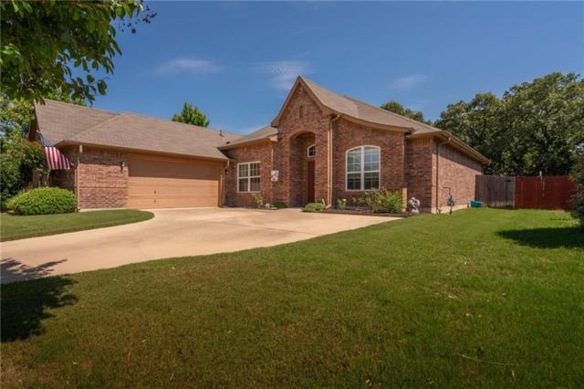308 Hidden Lake Court, Burleson, TX 76028 (MLS #14125779) :: RE/MAX Town & Country