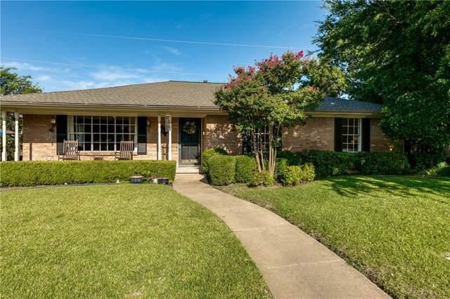 7611 El Pensador Drive, Dallas, TX 75248 (MLS #14125785) :: The Good Home Team