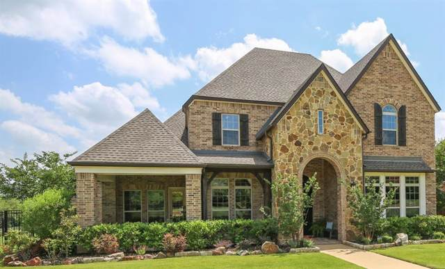 1351 Hamilton Green, Allen, TX 75013 (MLS #14125929) :: Kimberly Davis & Associates