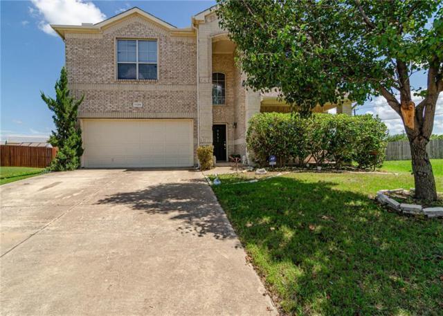 1139 Vista View Drive, Burleson, TX 76028 (MLS #14125961) :: Baldree Home Team