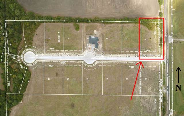 Lot 1 Adams Court, Weston, TX 75009 (MLS #14126172) :: Premier Properties Group of Keller Williams Realty