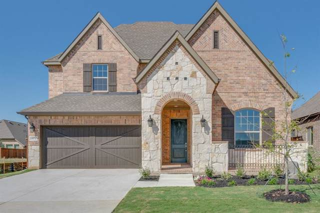 4971 Stornoway Drive, Flower Mound, TX 75028 (MLS #14126497) :: The Real Estate Station