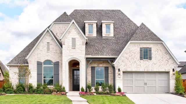 750 Hallmark Court, Prosper, TX 75078 (MLS #14126647) :: Real Estate By Design