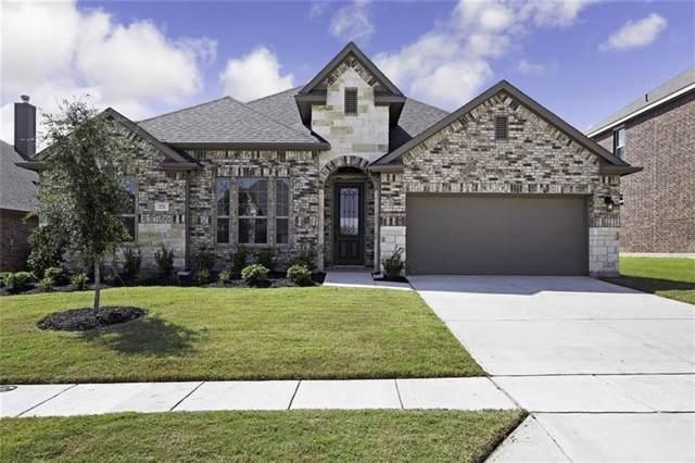 272 Mira Vista Lane, Oak Point, TX 75068 (MLS #14126783) :: The Real Estate Station