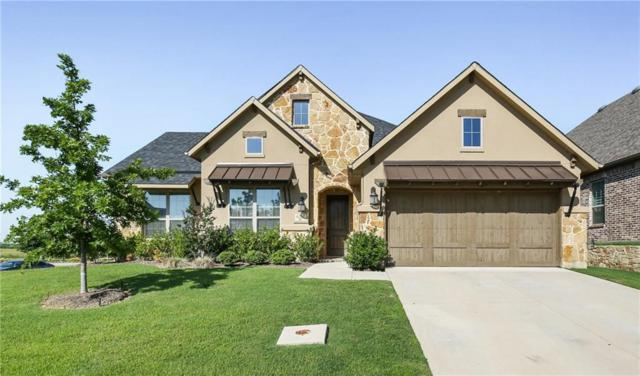 6201 Savannah Oak Trail, Flower Mound, TX 76226 (MLS #14126925) :: Real Estate By Design