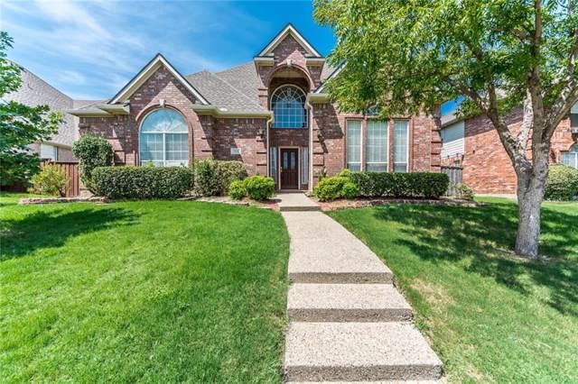 7535 Larchmont Drive, Dallas, TX 75252 (MLS #14126982) :: Baldree Home Team