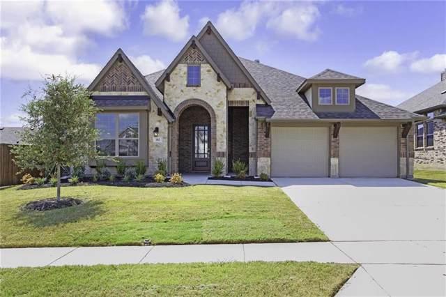 282 Mira Vista Lane, Oak Point, TX 75068 (MLS #14127050) :: The Real Estate Station