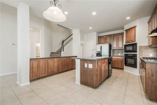2338 Falcon Point Drive, Frisco, TX 75033 (MLS #14127324) :: Hargrove Realty Group
