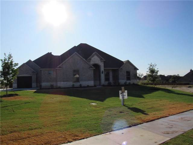 2012 Vanderbilt Drive, Weatherford, TX 76088 (MLS #14127414) :: The Heyl Group at Keller Williams