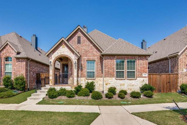 8705 Ludlow Drive, Frisco, TX 75036 (MLS #14127421) :: RE/MAX Town & Country
