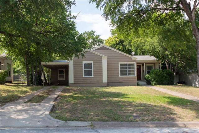 6474 Greenway Road, Fort Worth, TX 76116 (MLS #14127424) :: The Mitchell Group