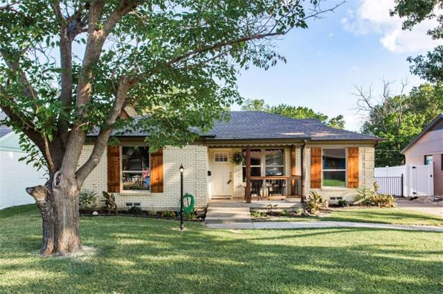 3122 San Lucas Avenue, Dallas, TX 75228 (MLS #14127455) :: Lynn Wilson with Keller Williams DFW/Southlake