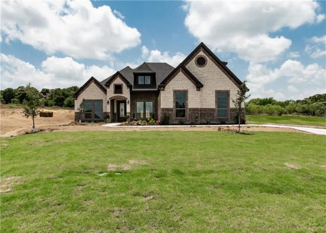 609 Falls Creek Court, Burleson, TX 76028 (MLS #14127561) :: RE/MAX Town & Country