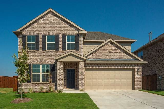 11920 Toppell Trail, Haslet, TX 76052 (MLS #14127666) :: Performance Team