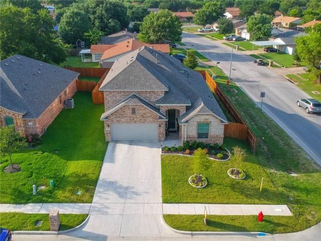 600 Ravenwood Drive, Saginaw, TX 76179 (MLS #14127909) :: Performance Team