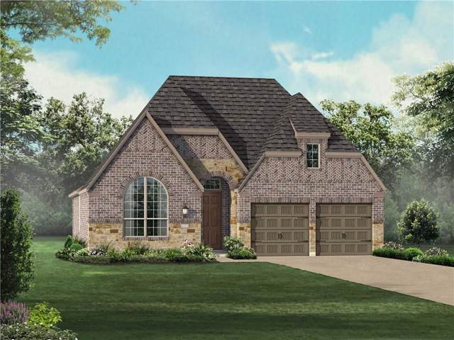 2121 Summerside Lane, Prosper, TX 75078 (MLS #14128260) :: Real Estate By Design